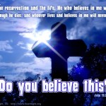 #008: Five Affirmations of the Resurrection