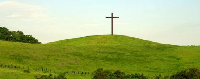 Cross on Hill, Love