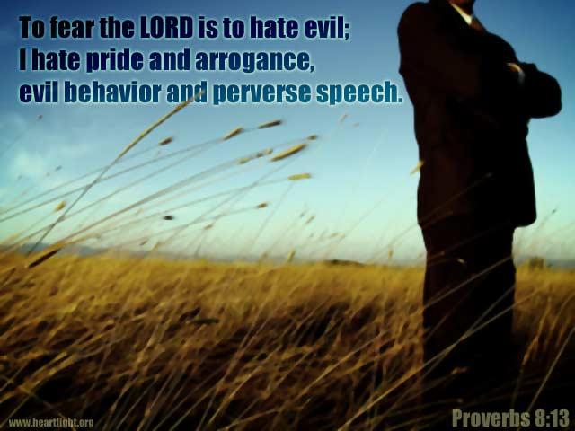 Prideful, Pride, Proverbs