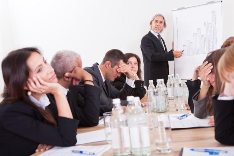 Not Listening Meeting