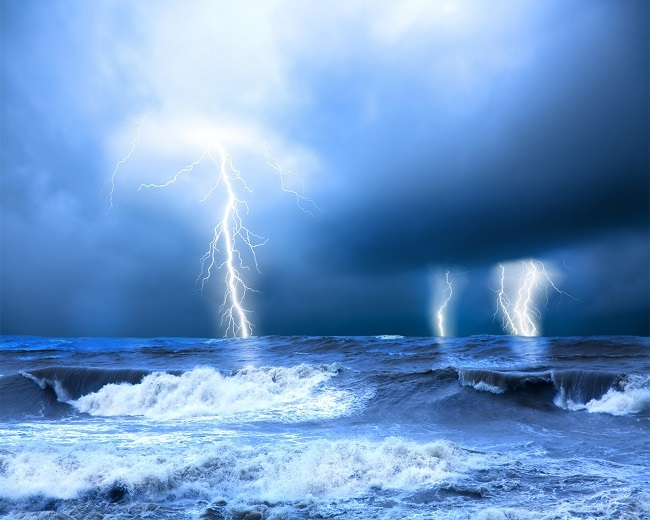 Do You Have Enough Faith To Weather Life's Storms? -- Ron
