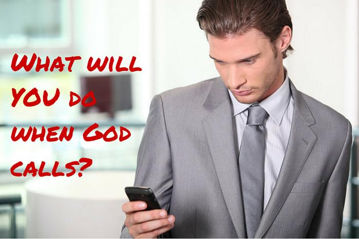 God Calls