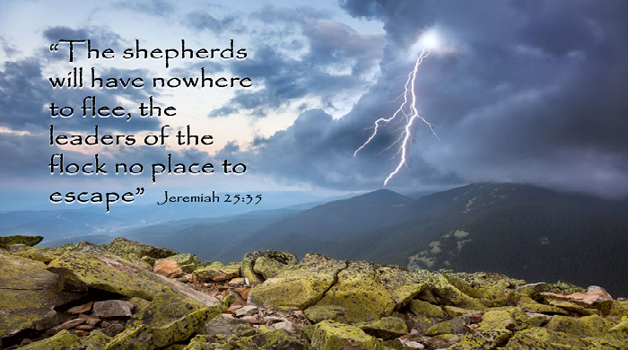Judgement Jeremiah