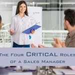 #141: The Four Critical Roles of a Sales Manager