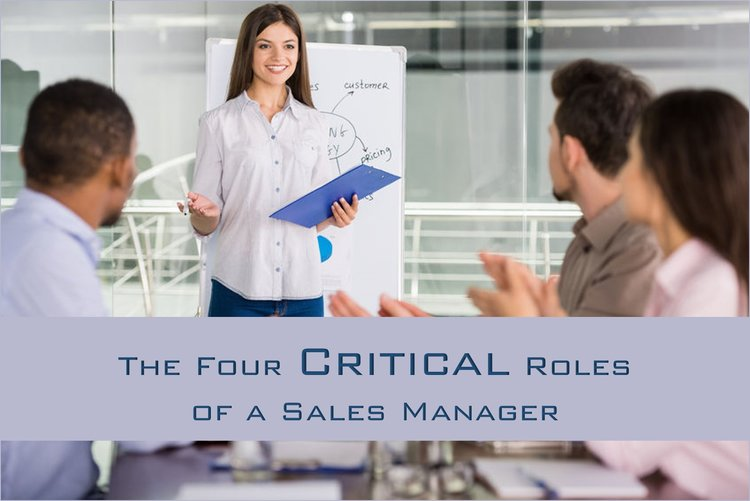 Critical Roles of Sales Manager