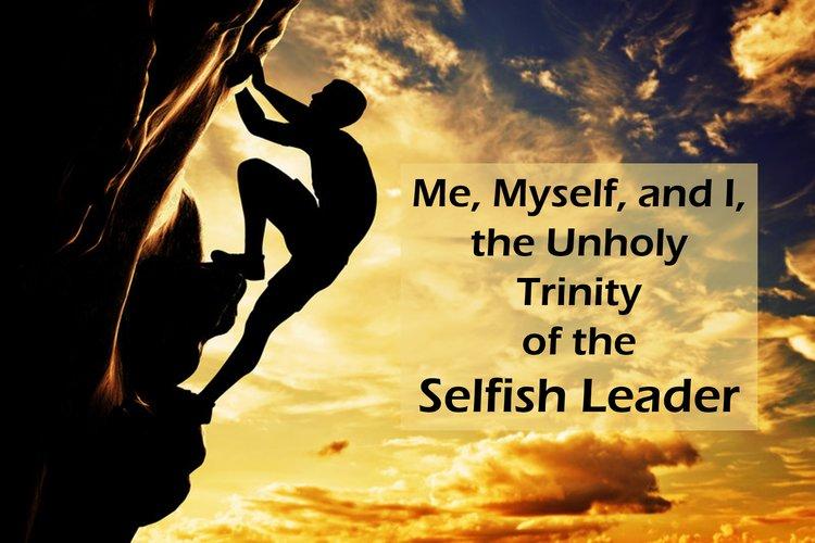 Selfish Leader