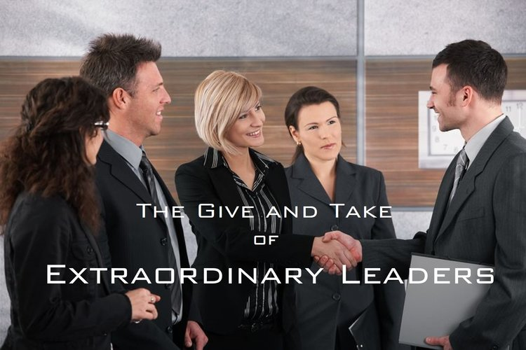 Give and Take Leaders