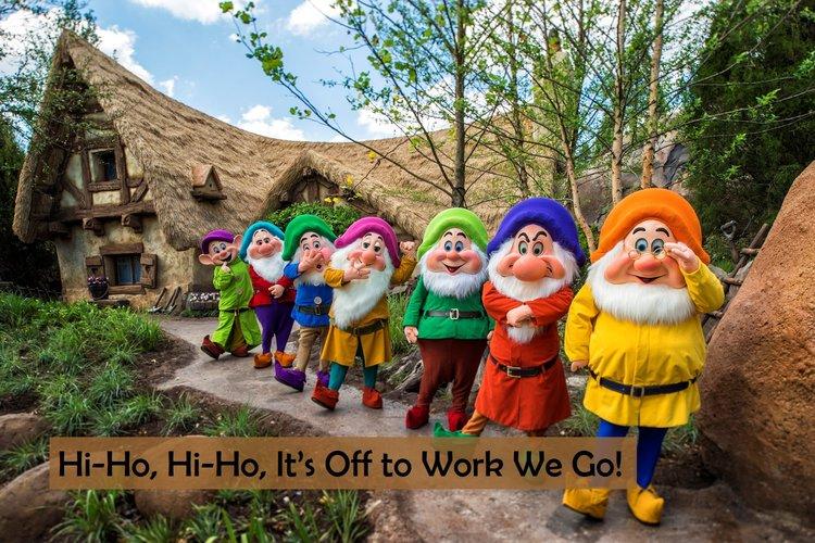 Work Dwarfs