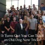 #220: It Turns Out You Can Teach an Old Dog New Tricks!