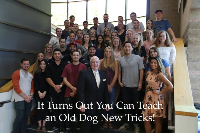 Old Dog New Tricks