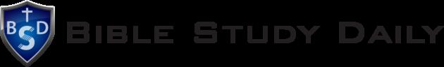 Bible Study Daily Logo