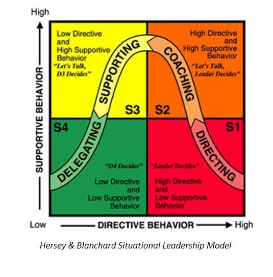 369 Should You Adopt A Situational Leadership Style Ron R Kelleher